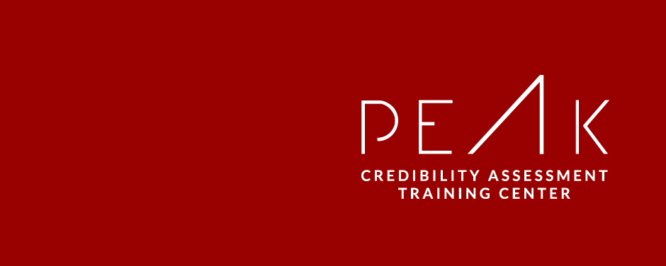 Credibility Assessment Training